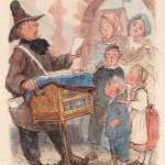 Postkartenmotiv von Wilhelm Petersen
