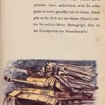 Beispielseite Panzer vorwärts